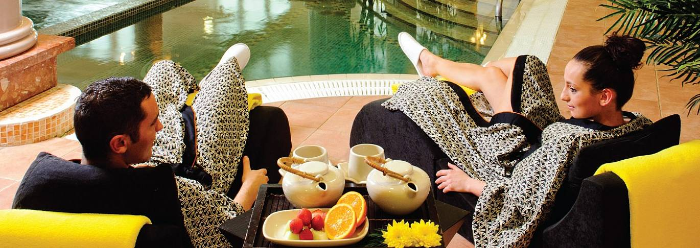Relax, Rejuvenate and Revive at Angsana Spa.