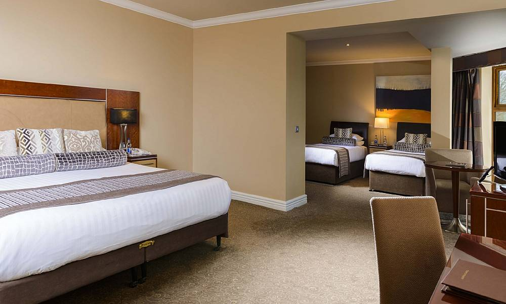 Family Rooms Suites The Brehon Hotel Angsana Spa