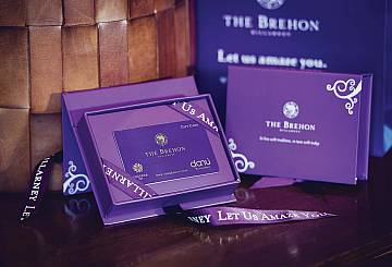 Give them the gift of The Brehon this Christmas